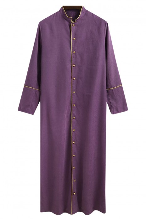 SKPT054   製作男士長袍   時尚     肯特神職人員長袍    教堂 天主教 宗教禮儀 聖詩袍供應商
