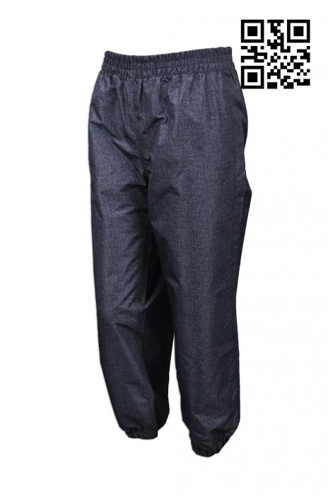 H215 製造童裝斜褲款式    訂製七分斜褲款式   設計斜褲款式   斜褲工廠