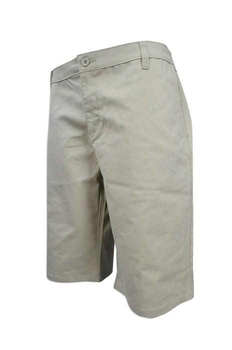 H223 來樣訂做休閒短斜褲  網上下單休閒短斜褲 航海褲 澳洲 HH 休閒斜褲製造商  遊輪 遊船 制服 船員制服