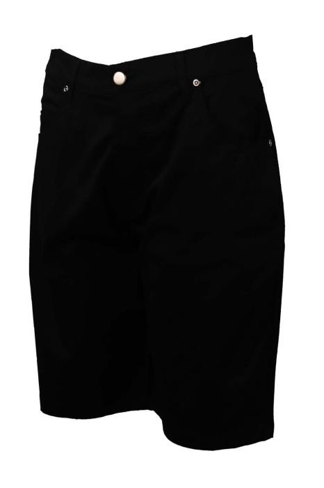 H234 訂製淨色短斜褲 休閒短斜褲 瑞士 斜褲製造商