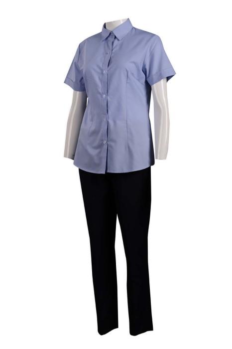 UN168 訂製工作制服套裝 澳門環保局 公司製服生產商