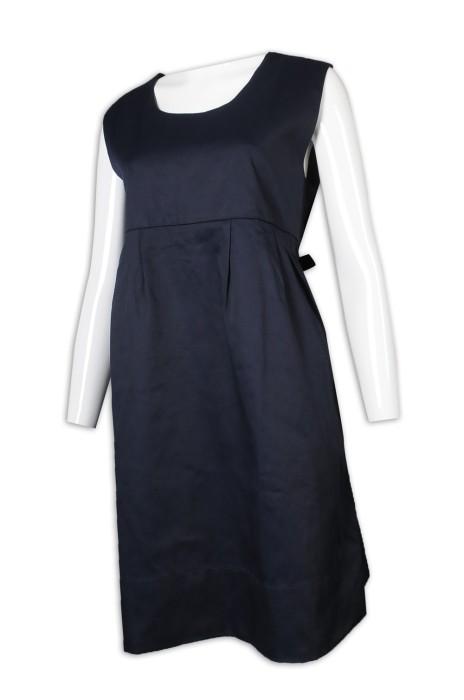 UN178 來樣訂造員工制服 網上下單水療會所制服 銷售員 上班服 孕婦裝 工作制服專門店
