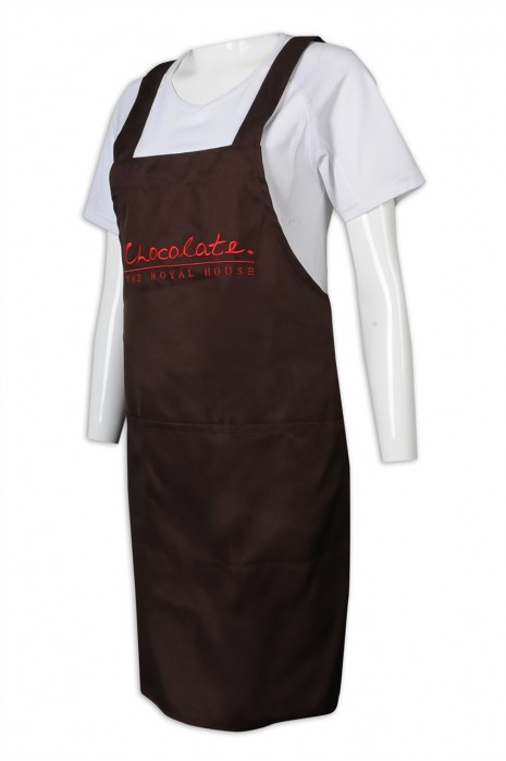 AP160 來樣訂做圍裙 全身圍裙 筆插帶 淨色 Logo 圍裙專門店
