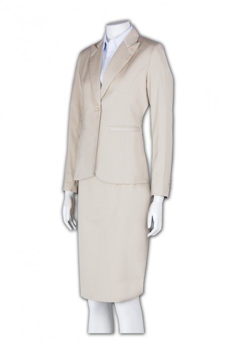 BSW246 商务西装訂製 套裙西裝款式選擇 度身訂造西裝 做女性西裝制服 專營西裝公司