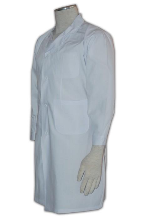 NU005 團體醫療制服 在線訂購 醫生制服 護士裙裝制服 團體制服生產廠家