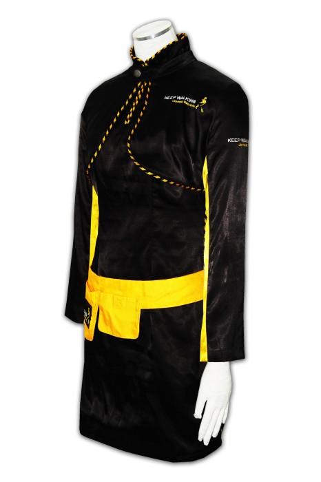 BG022   訂製啤酒女郎款式  洋酒 推廣女郎套裝 套裙 短身外套 腰包 啤酒女郎款式製衣廠