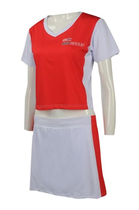 CH187 度身訂做啦啦隊服款式 網上訂購啦啦隊服 香港 女款 印製啦啦隊服生產商