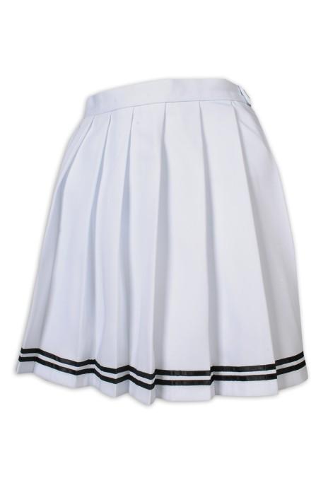 CH198 網上下單單裙啦啦隊服 百褶裙啦啦隊服 側拉 拉鍊 澳大利亞 啦啦隊服專營店