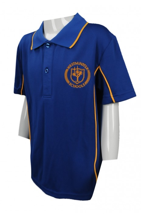 SU256 來樣訂做小童校服網上下單小童校服Polo恤澳洲 Tudor 小童校服專營店