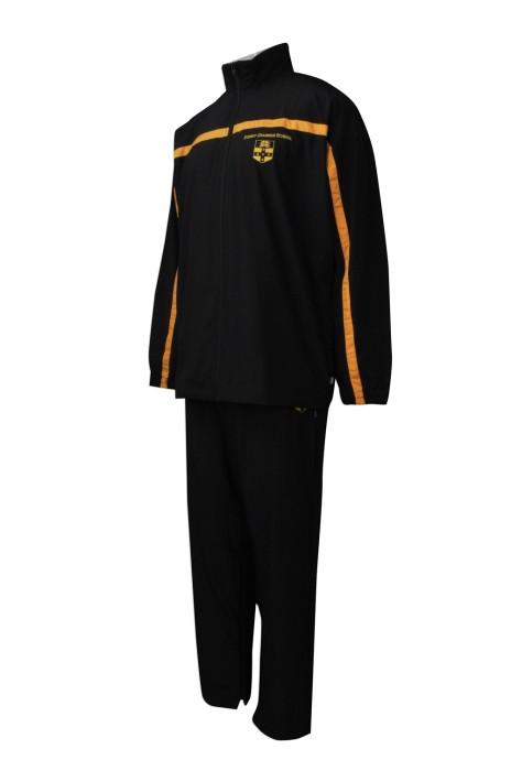 SU260 團體訂做套裝校服 大量訂購套裝校服 風褸校服 澳洲運動校服 設計 校服套裝製作中心