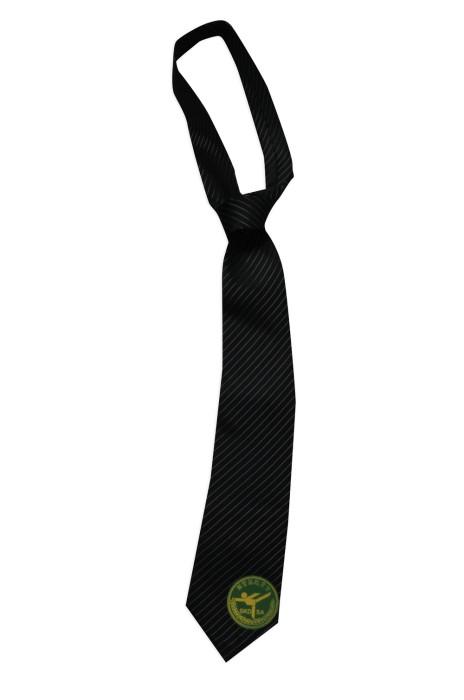 TI145 設計細條紋領帶  大量訂造團體領帶  西貢區體育會領帶 度身訂造領帶 領帶專門店