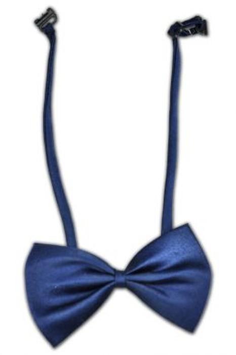 TI0117 素面領結 來版訂造 絲面領結 領結設計選擇 領結供應商