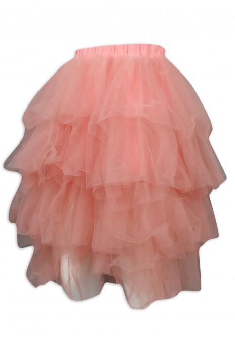 KD070 訂製女童花紗裙 跳舞裙 95%棉 5%氨綸 童裝生產商