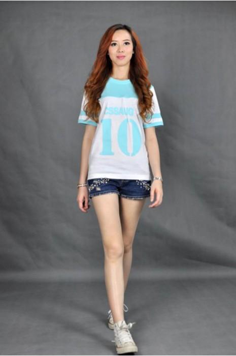 T516 自制 tee shirt  真人試穿 模特示範 潮版T-shirt  T-shirt 印刷  訂購團體T恤批發商