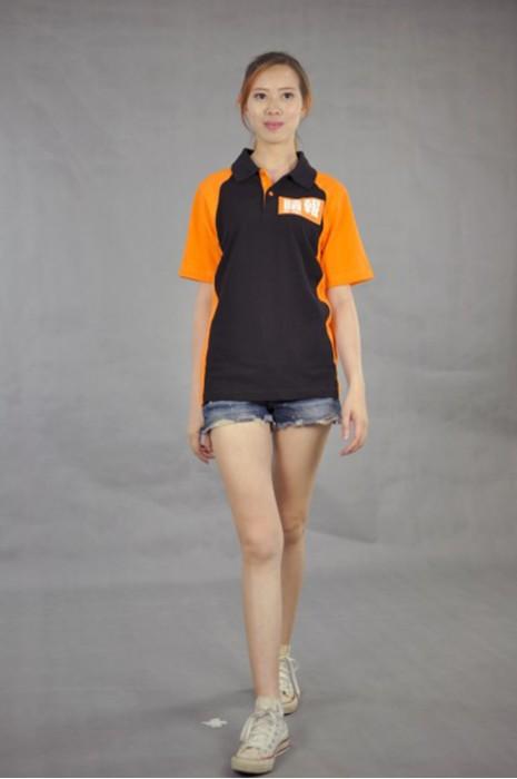 P456 量身訂做polo衫  MODEL  真人模範 訂購香港poloshirt   polo衫布料尺寸   polo短袖專門店