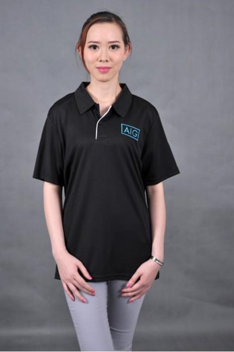 P460 網上訂購polo恤  MODEL  真人模範 polo圖樣設計   撞色胸筒 短袖poloshirt訂造   polo衫專門店HK