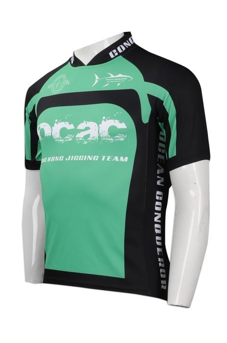B146 度身訂製單車衫 團體訂購單車衫 設計單車衫 釣魚活動 釣魚比賽  三項鐵人 單車衫製作中心
