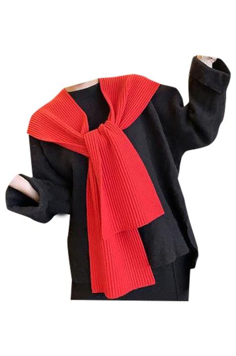 SKSL022 網上訂購針織披肩圍巾 時尚設計連帽披肩圍巾  連帽披肩圍巾供應商