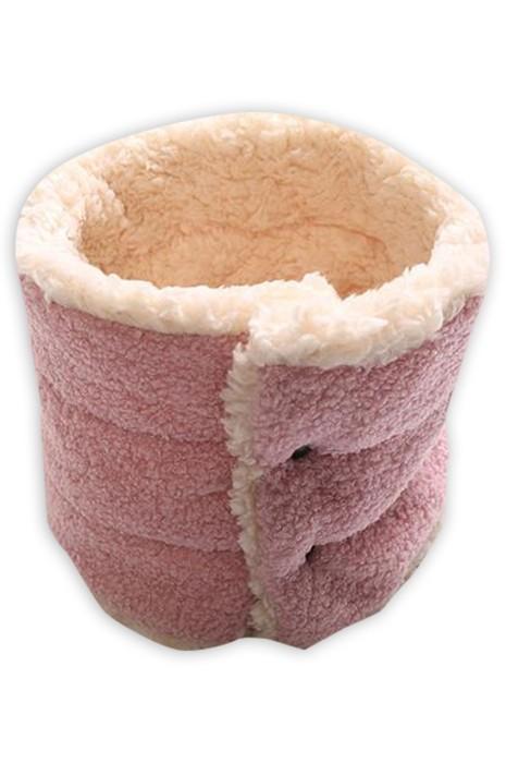 SKSL034  大量訂製保暖睡覺圍巾 設計加絨加厚圍脖套騎車護頸圍脖 圍巾供應商