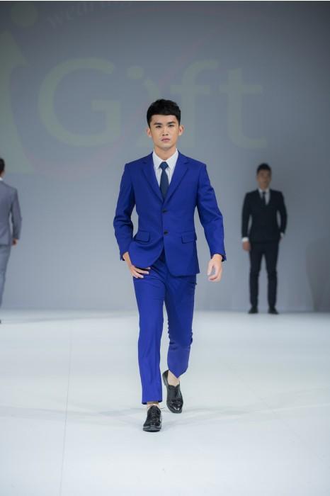 BS362 個人設計男西裝  網上下單西裝套裝 真人展示 模特試穿  度身訂造男西裝  男西裝專門店