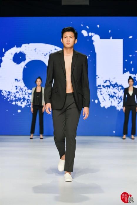 MDBS001 真人展示男款時尚西裝 修身西裝外套 西裝制服公司