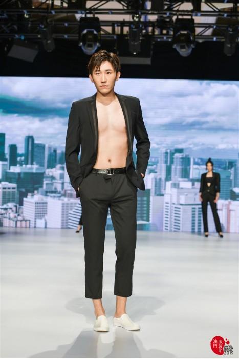 MDBS002 模特走秀貼身西裝外套 真人示範修身男西裝  西裝hk中心