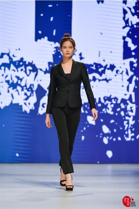 MDBWS005 設計女裝西裝 真人走秀 供應西裝外套 西裝專門店