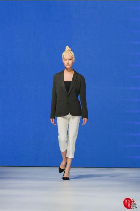 MDBWS004 真人走秀女款西裝外套  模特示範 訂購女西裝 西裝供應商