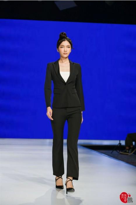 MDBWS003 設計貼身女西裝外套 真人示範 女西裝我外套 西裝專門店