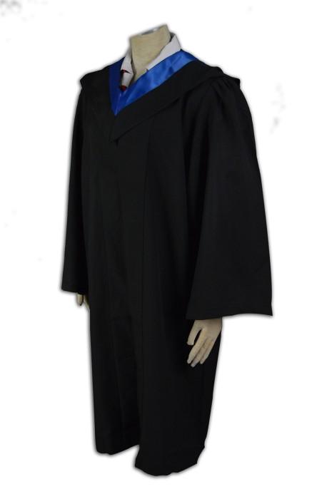 DA008 來版訂購學業袍  訂造學士服設計  學位袍 博士袍 自訂學業袍供應商HK