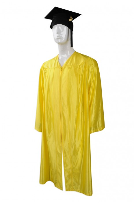 DA032 大量訂做畢業袍 來樣訂做畢業袍  設計畢業袍供應商