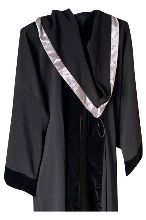 訂製商科畢業袍   訂造大學校服樣式   學業袍專門店   畢業袍製造商  中文大學商科  DA136