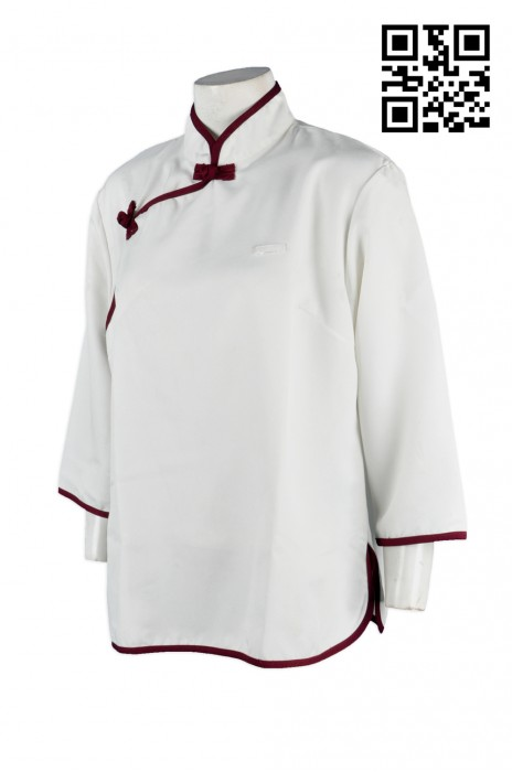 CL017訂製女裝清潔制服 設計清潔服款式 來樣訂做清潔衫 清潔 保健 接待制服  清潔服工廠 清潔制服批發