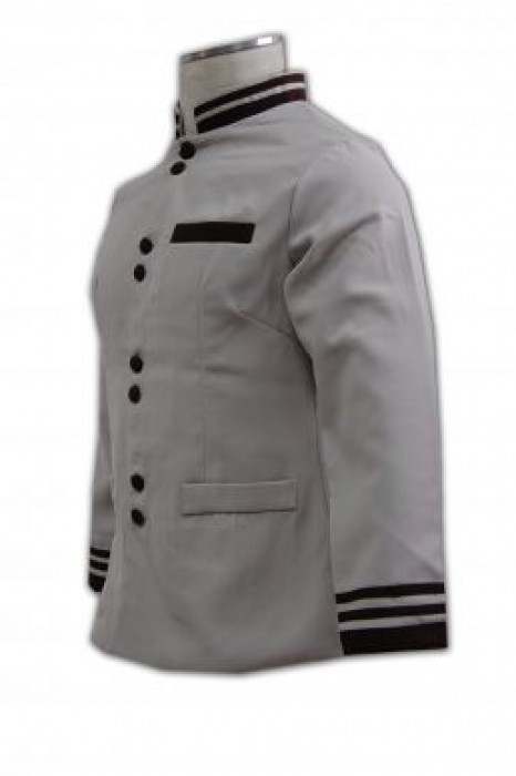 CL011 清潔diy 購買清潔制服 清潔 保健 接待制服   馬姐衫  訂製清潔制服