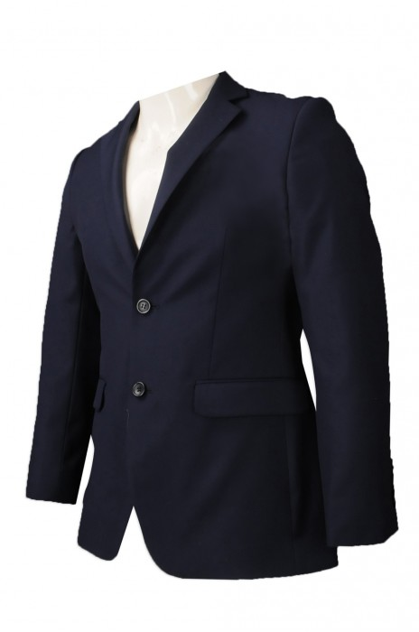 BS357 訂做男款西裝外套 專業設計男款西裝外套 澳門  樓面西裝 西裝外套供應商