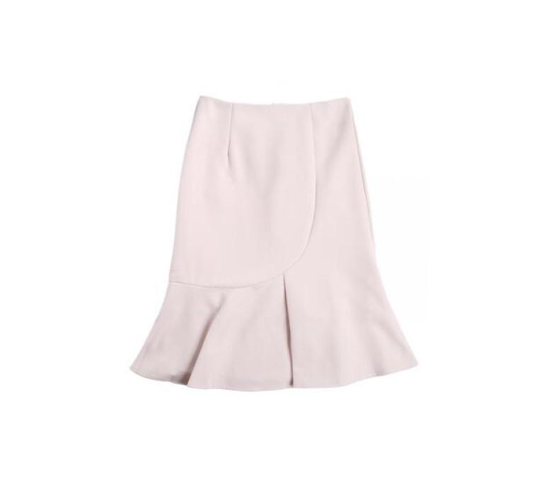 SKCS013 設計荷葉邊魚尾裙  高腰魚尾裙款式   魚尾裙製衣廠