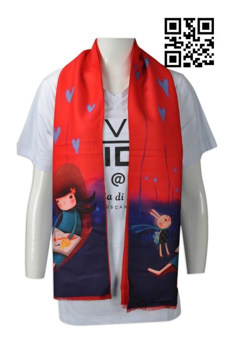 Scarf045  製造個性圍巾  大量訂造圍巾 度身訂造圍巾 圍巾製衣廠