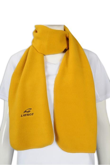 Scarf057 製作搖粒絨圍巾 冬季保暖圍巾 圍巾專門店