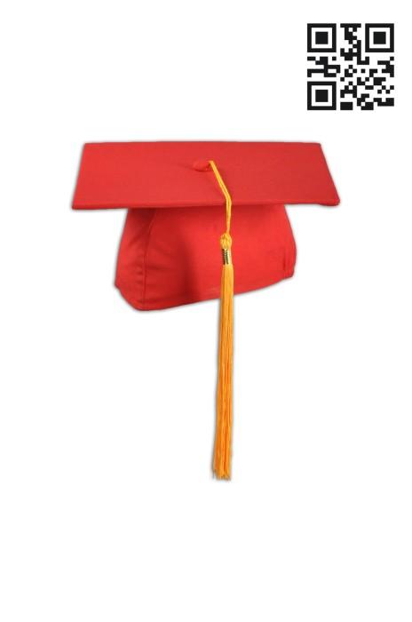 GGC06 度身訂造學士帽 鬆緊帶設計學士帽 畢業服四方帽 四方帽選擇 學士帽專門店 院士帽 學士帽公司