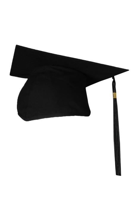 GC025 度身訂做畢業帽 黑色 四角帽 帽繩 兒童帽 畢業帽製造商