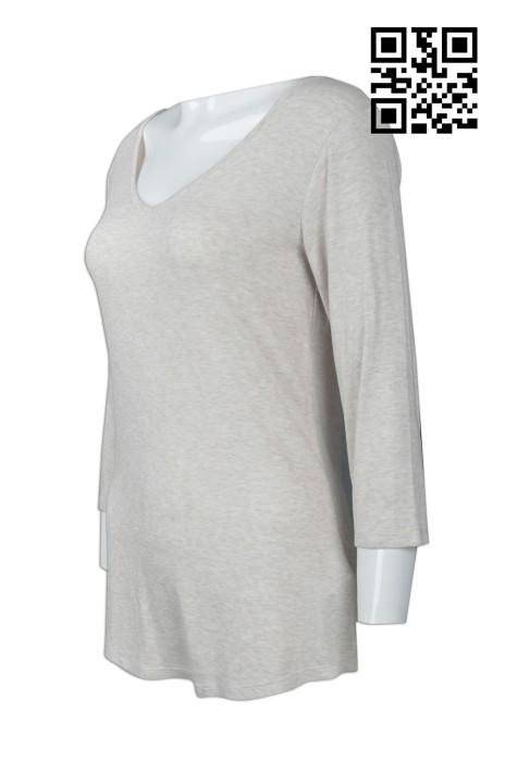JUM035  製作度身毛衫款式   訂做淨色毛衫款式    設計女裝毛衫款式   毛衫專門店