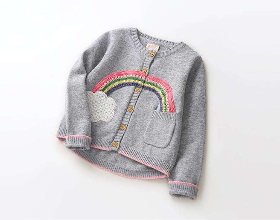 JUM038 訂購兒童冷外套  網上下單小童針織衫   大量訂造兒童毛衣  毛衫供應商