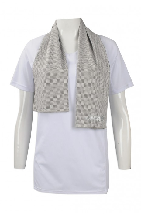 A182 來樣訂做冰涼毛巾款式 團體訂購運動吸汗毛巾 冰巾 訂印冰涼毛巾製造商