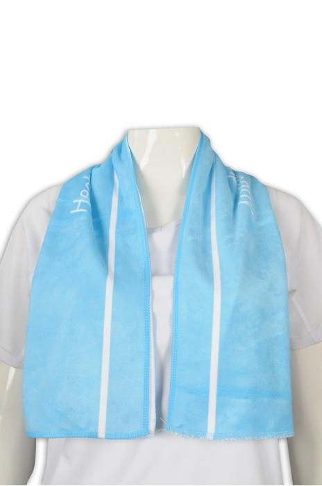 A203 訂製運動毛巾 印花毛巾 運動 健身品牌 100%滌 毛巾生產商 #30*100cm