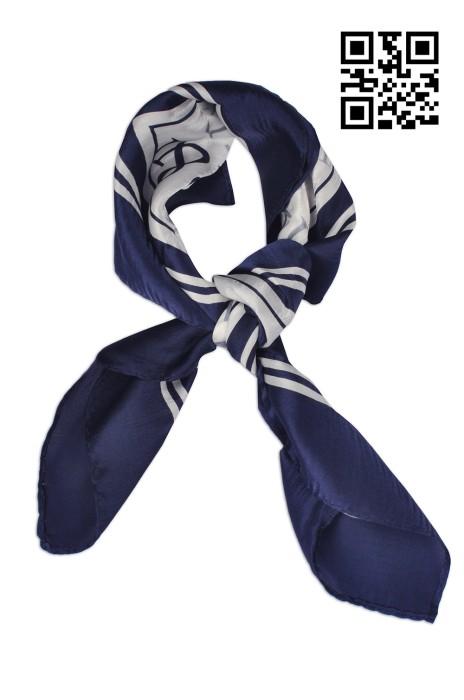 SF-014 訂造真絲絲巾款式    製作LOGO絲巾款式   自訂度身絲巾款式   絲巾專營