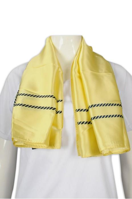 SF038 訂製時尚絲巾 真絲絲巾 絲巾生產商