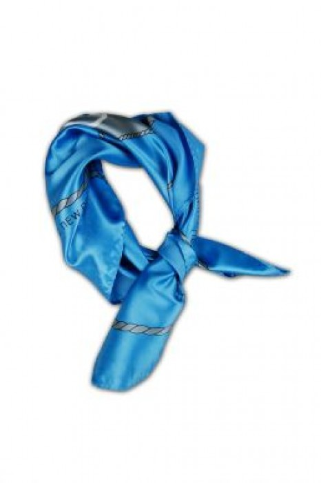 SF-0016 訂造領巾 訂製紡絲絲巾  時款女絲巾  領巾批發商