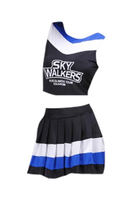 SKCU001 啦啦隊制服訂做 啦啦隊制服製造商hk 啦啦隊制服製作 啦啦隊制服設計  現貨 價格