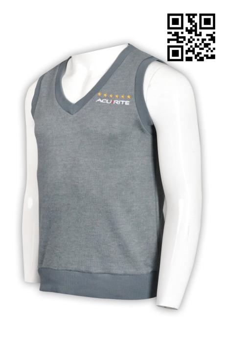 LBX028大量訂購冷背心 訂製純色冷背心 美國電子 天氣環境公司 行業 冷背心制服公司