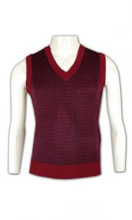 LBX011 訂造學校冷背心 麻花織紋冷背心 冷背心搭配 冷背心公司